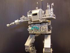 100_9438 (monsterbrick) Tags: grey lego battle mecha mech moc