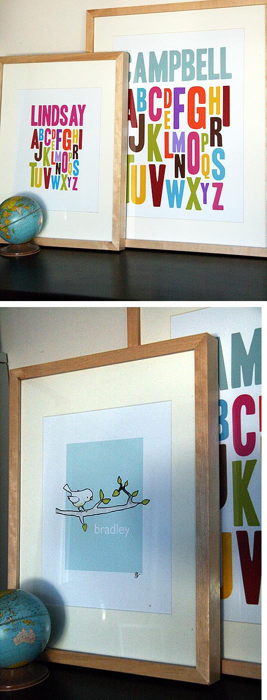 Framed Prints!