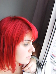 newlook 006 (Lee C. M. D.) Tags: janela cabelo rosachoque