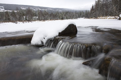Winter in Norway (Lars Helge) Tags: november winter water vinter 2008 smdl lpwinter