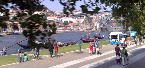 Walk the pier Douro