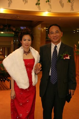你拍攝的 20081110GeorgeEnya迎娶357.jpg。