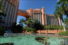 The Royal Towers, Atlantis Resort (amycicconi) Tags: travel hotel photo resort atlantis tropical caribbean d200 traveling waterfeature bahamas nassau expensive luxury paradiseisland luxurious royaltowers hotelgrounds nikond200 bridgesuite amystrycula strycula astrycula kerznerinternational