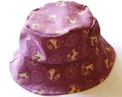 Bucket Hat {Creativity Weekend}