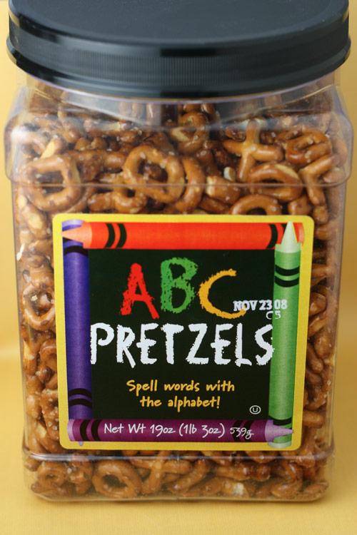 ABC Pretzels