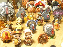 Hello Thanksgiving (jeanbohio) Tags: thanksgiving decorations turkey collections pilgrim