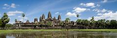 Angkor Wat Colour 2