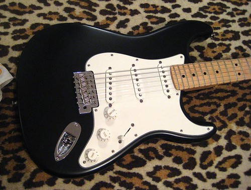 Highway One Strat Before