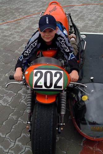 Yamaha sidecar Fabian Egger Juni 2005 :: eu-moto - Vaterverbot.at - Väter für Kinder e.V. 5045