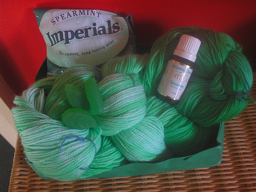 Spearmint swap