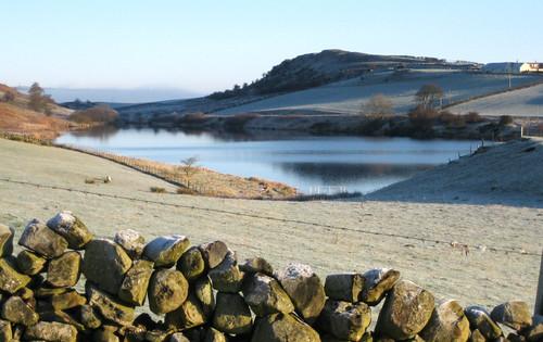Busbie reservoir 30Nov08