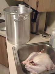 Brining pot