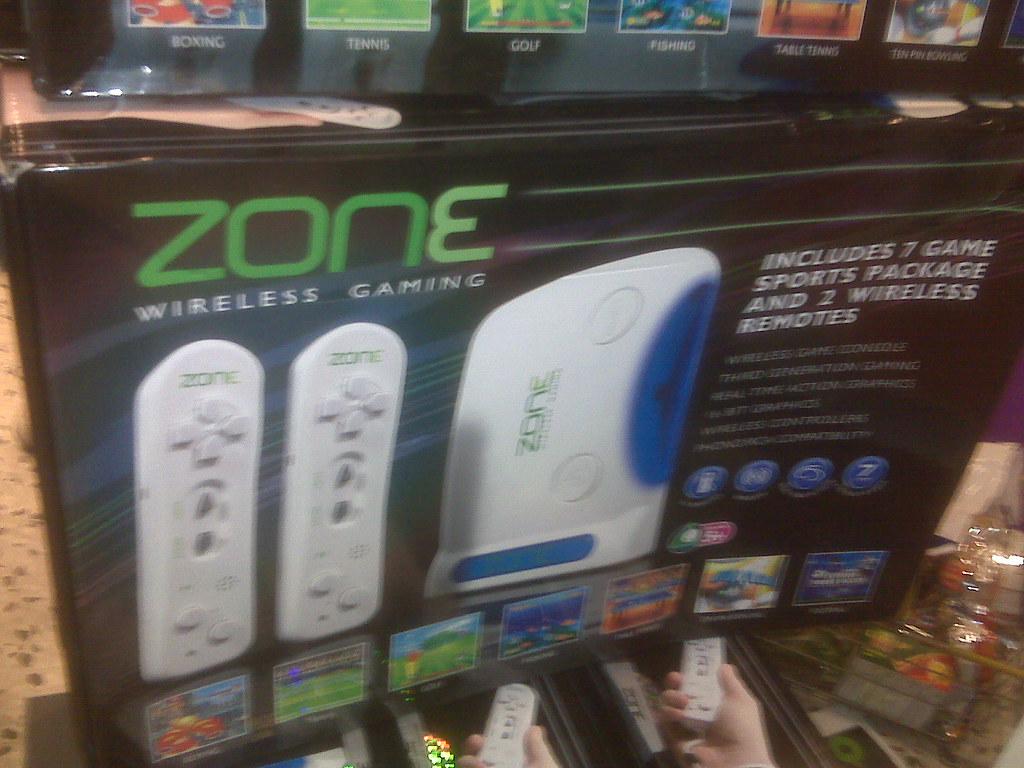 Zone Wireless Gaming