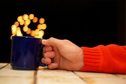 Cup of Bokeh