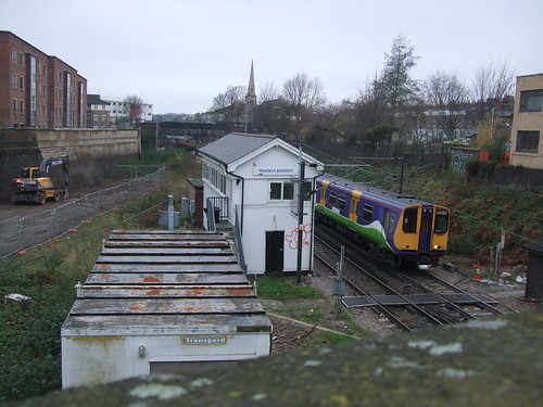 North London line | Flickr - Photo Sharing!