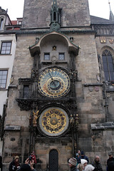 Astronomische Uhr am Altstädter Rathaus