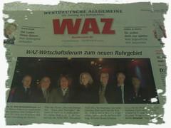 WAZ-Wirtschaftsforum