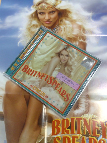 Britney Spears Circus Album!