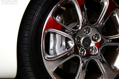 Maserati 4200 Spyder (Ed Cunha Ph) Tags: italy white paran car branco brasil italian italia spyder curitiba coche carro gt rims bianco supercar v8 maserati crome 4200 dreamcar 4200gt superesportivo