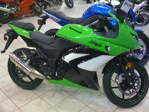 2009 Kawasaki Ninja 250R Special Edition