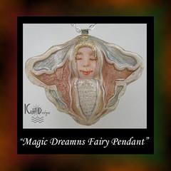 Magic Dreams Fairy Pendant