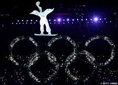 Winter Olimpics Sayela´08