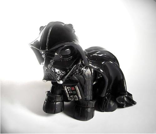 My little pony Darth Vader