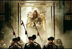 Josephine Barstow as Elizabeth in Gloriana (Rachel Thomas (Story Slices)) Tags: history opera royal tudor queen british queenelizabeth elizabethi gloriana goodqueenbess