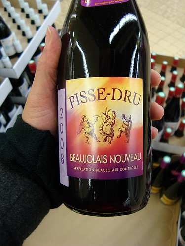 beaujolais pisse
