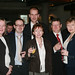 Deborah Reynolds, Raymond McArdle, Richard Hanna, Linda Ford, Clive Wragg and Carol O'Reilly