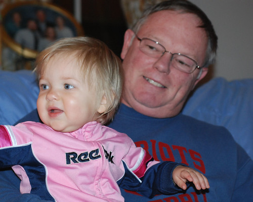 Eva with Grandfather