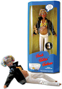 New role model: Trailer Trash Talkin' Turleen is a classy gift — perfect for that special someone.