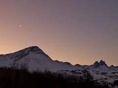 Mont Émy et Aiguilles d