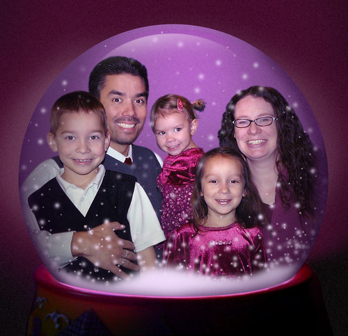 family christmas portrait 08