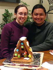 Amy's Gingerbread House