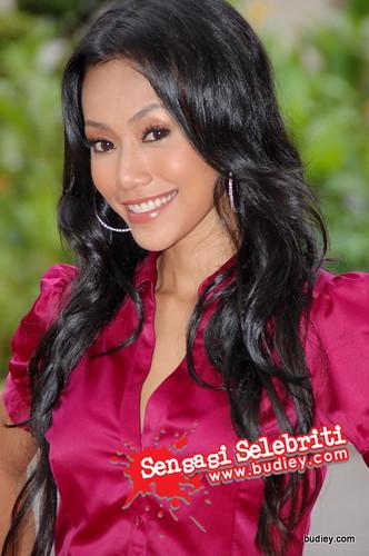 Gambar Lana Nordin Pamela Anderson Malaysia
