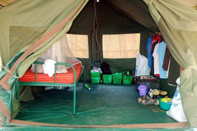south sudan staff accommodation