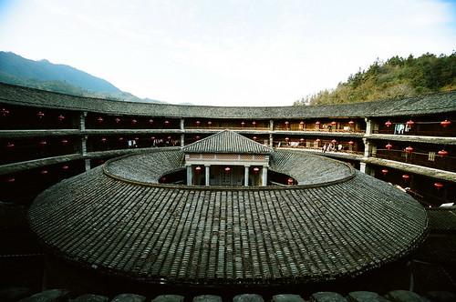 Fujian Tulou,  China 3 (福建客家土樓)