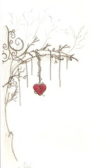 Love (Silent Orchestra) Tags: tree love sketch heart drawing silentorchestra treesketch heartdrawing laughlovehope treedrawing treeandheart treeandheartsketch treeandheartdrawing heartsketch