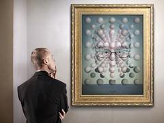 Galatea of the Spheres, Dali (Leo Reynolds) Tags: 0sec hpexif webthing photofunia xratio43x xleol30x