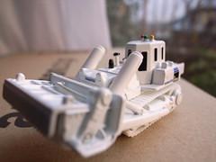 KOMATSU D85MS Minesweeper