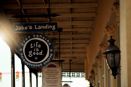 Jake's Landing