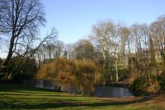 Josaphatpark, Schaarbeek (Erf-goed.be) Tags: park geotagged brussel schaarbeek archeonet josaphatpark geo:lon=43865 geo:lat=508615