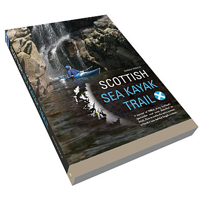 Scottish Sea Kayak Trail - Front Cover