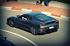 F430F1 *EXpLOrED* (Lawntech Photography) Tags: car nikon shoot top f1 ferrari monaco marques supercar v8 coup f430 d300 2011 berlinette