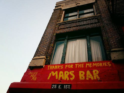 Mars Bar, East Village, New York City - 00002