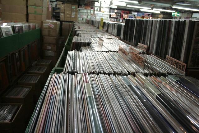 Record Stores Tokyo Higashi-Ikebukuro - Darumaya