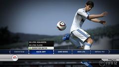 FIFA 12 - Kaka on front menu
