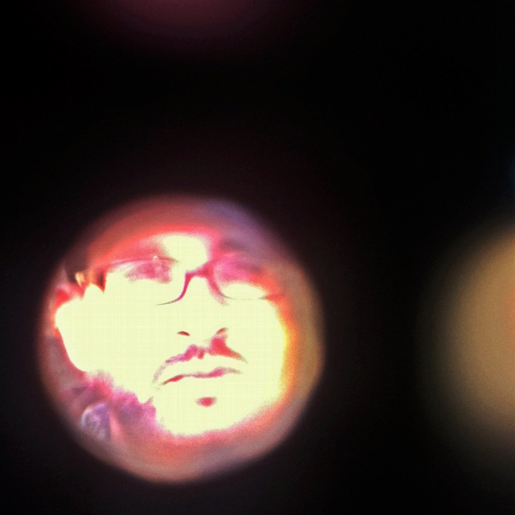 Shooting through a viewfinder