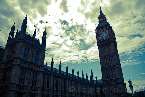 Big Ben London.